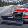 新的2021 Ram 1500配备了除雪犁准备套件