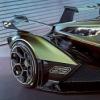 Lambo V12是其中一种虚拟汽车它是一个单座奇观作品