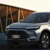 北京汽车正式公布了旗下新车BEIJING-X7官方图片