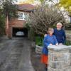 悉尼郊区放慢了房地产低迷