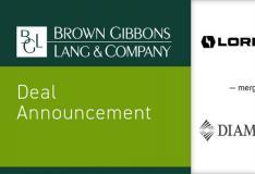 BGL宣布与价值超过16亿美元的DiamondPeak Holdings Corporation