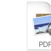 如何在iOS 10中使用手势从iPhone或iPad将文件另存为PDF