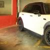 专为MINI设计的全新布雷顿Magic CW车轮