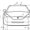 戴森为其新电动车的设计申请了新专利