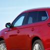 三菱宣布更新欧蓝德插电式混合动力车