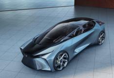 雷克萨斯以创新理念融入电动汽车攻势