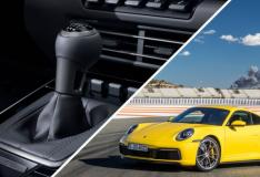 2020年保时捷911 Carrera S终于提供七速手册